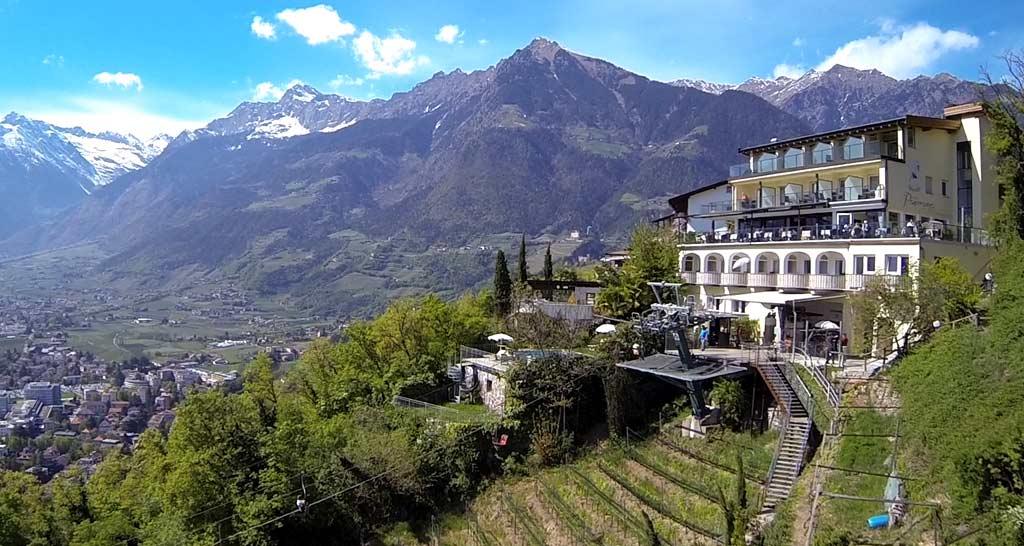 Hotel Panorama Dorf Tirol Urlaub