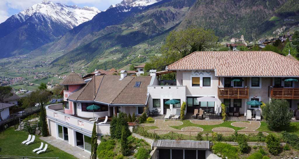 Residence Franziskus Dorf Tirol Urlaub