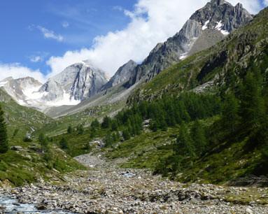 Dorf Tirol > Stettinerhütte