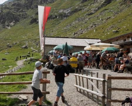 Dorf Tirol > Spronserjoch