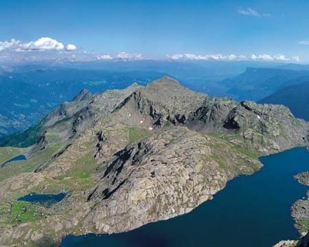 Dorf Tirol > Hochmuth > Spronser Seen