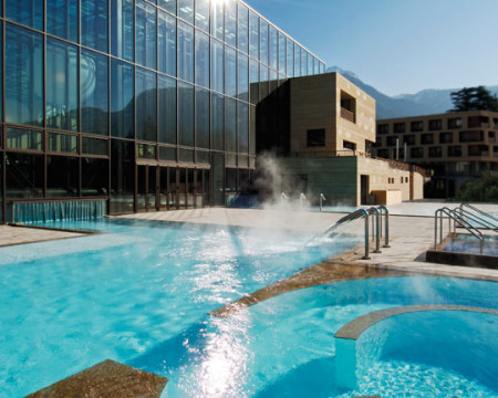 Dorf Tirol >  Thermal Baths Merano